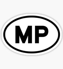 MP Sticker