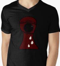 Looking Through A Locked Keyhole Mens V-Neck T-Shirt