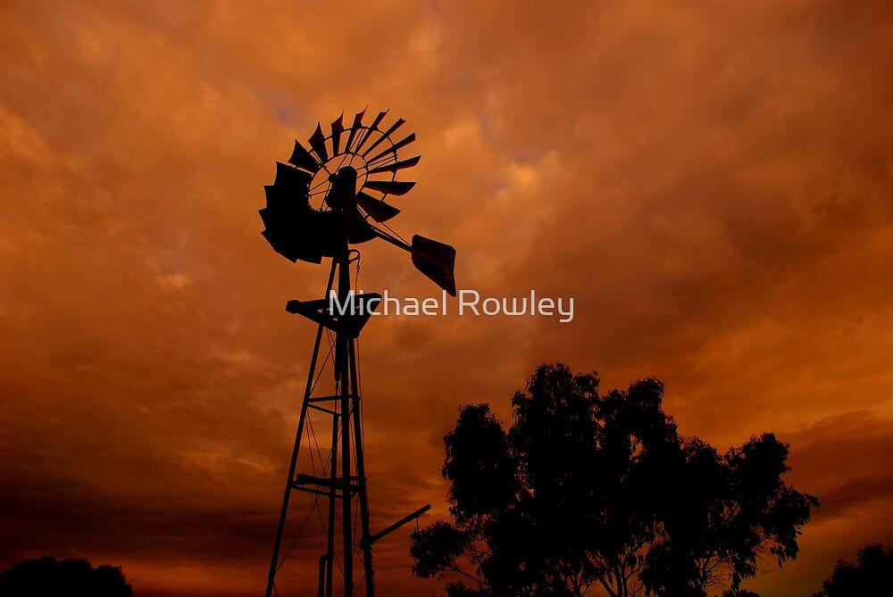 Windmill 2 by Michael Rowley