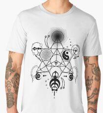 Sacred Crops -Black Men's Premium T-Shirt
