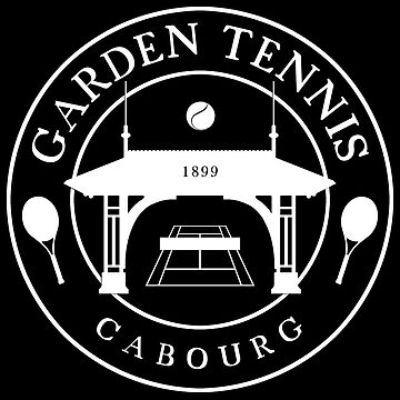 Garden Tennis Club Cabourg by Lionfish