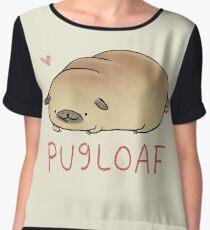 Pugloaf Women's Chiffon Top
