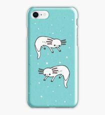Axolotl Max iPhone Case/Skin