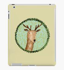 Deer Portrait iPad Case/Skin
