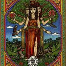 The Pagan Peoples Calander 2010 by CherrieB