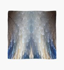 Blue and Gold Angel Wings  Scarf