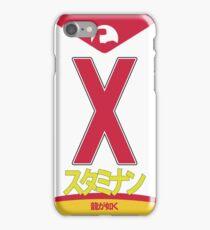 Staminan X iPhone Case/Skin