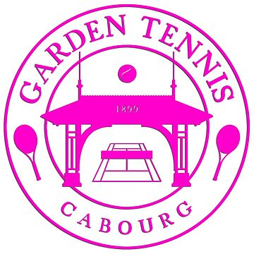 CABOURG GARDEN TENNIS COLLECTION - PINK by Lionfish