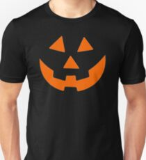Jack O Lantern Halloween Thanksgiving Christmas T-Shirt