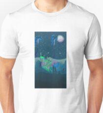 Pacific Beach at Night T-Shirt
