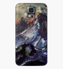 Fantasy Mountains Case/Skin for Samsung Galaxy