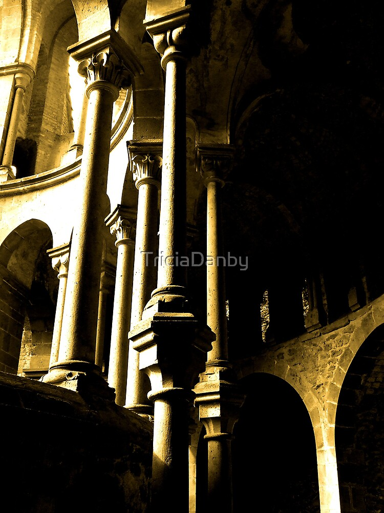 Pillars of Thy Soul by TriciaDanby