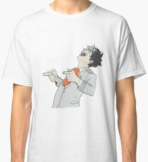 Deku laughing finger guns Classic T-Shirt