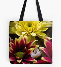 Flowers of Samui Tote Bag