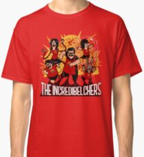 The Incredibelchers Classic T-Shirt