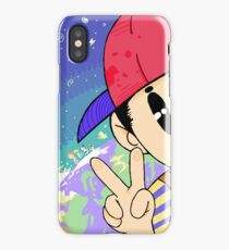 Earthbound Ness iPhone Case/Skin