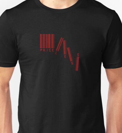 Priceless - Red edition T-Shirt