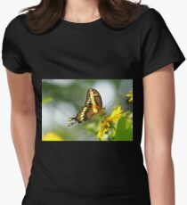 Giant Swallowtail On Cup Plant T-Shirt