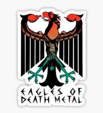 EAGLES OF DEATH METAL Sticker