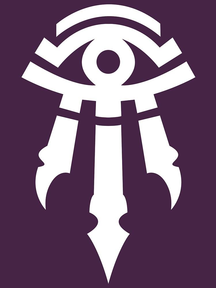 Kirin Tor Emblem by uredian