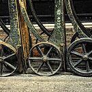 3 Wheels by Karen  Betts