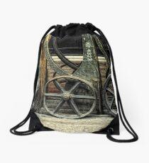 3 Wheels Drawstring Bag