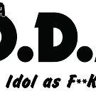 Sakura Oda - Idol as F**k! - Black by FoniMoni