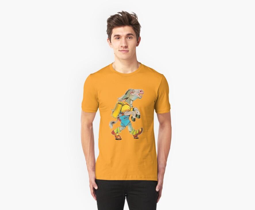 Donkey Kong by jojomoko