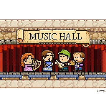 Shop Empire 3 - music hall mug by littlegiant