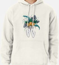 Pineapples are in my head Pullover Hoodie