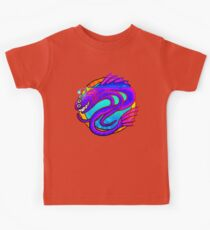 Aboleth, Psychedelic Sea Monster Kids Clothes