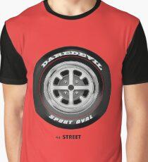 Keep on Rollin' - #4 Pro Street Graphic T-Shirt