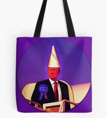 Trump: Official Air Force One Portrait  Tote Bag
