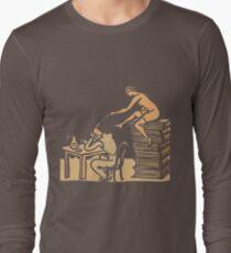 Artist at Work Print T-Shirt
