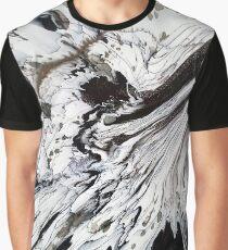 Yin Yang Swirl Graphic T-Shirt
