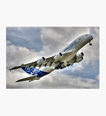 Airbus A380 Photographic Print