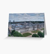 Greenwich College Greeting Card