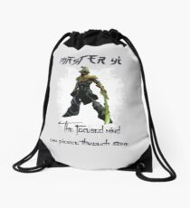 League of Legends MASTER YI Drawstring Bag