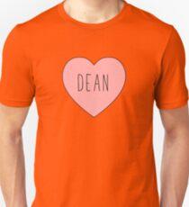 I Love Dean Heart | Supernatural T-Shirt