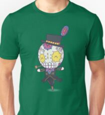 Turnip Head | PopMuertos 2017 Day of the Dead Mashup T-Shirt