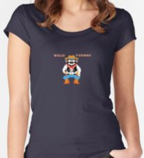 Wild funman Women's Fitted Scoop T-Shirt