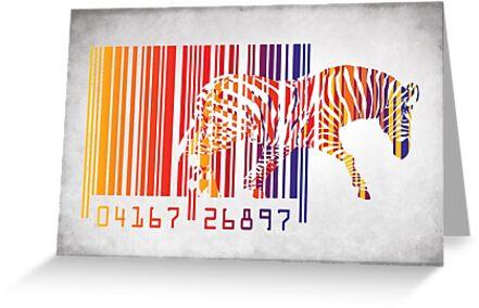 zebra  by mark ashkenazi
