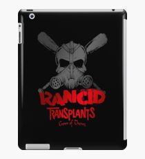 Rancid Punk iPad Case/Skin