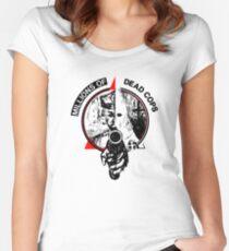 Millions of dead cops MODC Women's Fitted Scoop T-Shirt