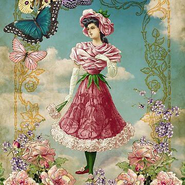 Rose Petal by christymcnutt