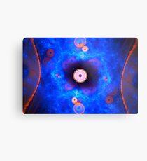 Ultraviolet Nebula Metal Print
