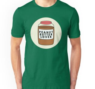 Peanut butter lover by stephanie keyes redbubble for Peanut butter t shirt dress