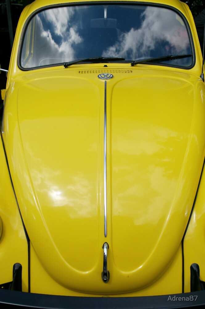 Yellow Bug by Adrena87
