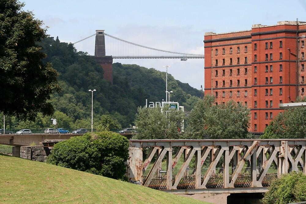 Bridges in Bristol by Iani