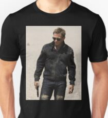 James Bond 007 Daniel Craig Quantum of Solace, Skyfall, Casino Royale T-Shirt
